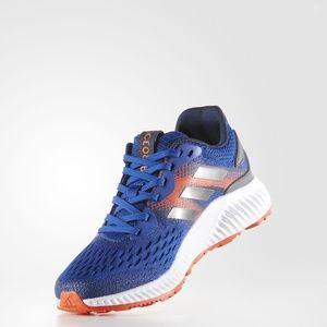 Adidas | Aerobounce Blue Running Shoes Sz. 7